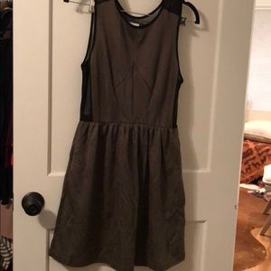 Urban Outfitters brand Green Dress